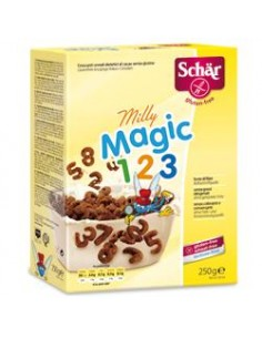 Schär Milly Magic 1-2-3 Confezione da 250 gr
