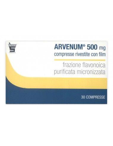 Arvenum 30 Compresse Rivestite da 500 mg