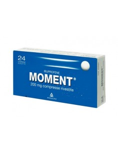 Moment 24 Compresse Rivestite 200mg