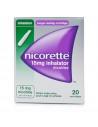 Nicorette Soluzione Per Inalazione 20 Flaconi 1d 15 Mg