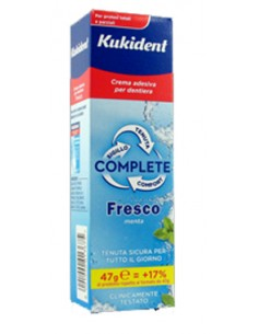 Kukident Complete Fresco -...