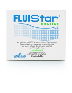 FLUIStar bustine 20 bustine da 3,5 g
