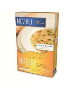 Mevalia Anellini Pastina Aproteica Scatola da 250 gr