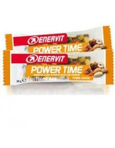 Enervit Power Time 1 Barretta Energetica da 35g - GUSTO FRUTTA SECCA