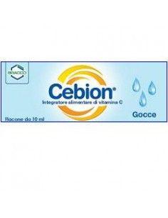 Cebion Gocce Flacone da 10 ml