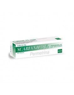 SCABIANIL 5% crema Permetrina Tubo da 60 g