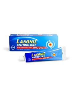 Lasonil Antidolore Gel 50g...