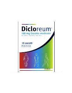 Dicloreum Antinfiammatorio Locale 10 Cerotti