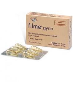Filme Gyno Ovuli vaginali 1 blister da 6 ovuli