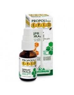 Propoli Spray Mal di Gola Balsamico - Propoli Plus E.P.I.D Flacone spray da 15 ml