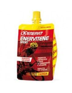 Enervitene Sport Cheerpak - Gel Energetico 1 Cheer-pack da 60 ml GUSTO LIMONE