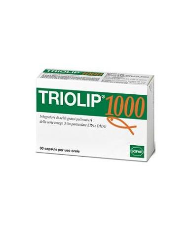 Triolip ® Omega-3 EPA e DHA...