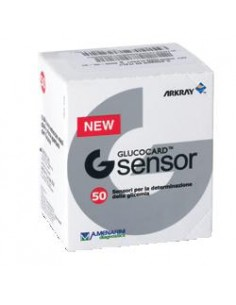 Glucocard G Sensor ---