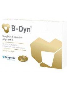 B-Dyn - Complesso di Vitamine del gruppo B 30 compresse