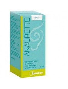 Anaurette - Contro il Cerume 1 spray da 30 ml
