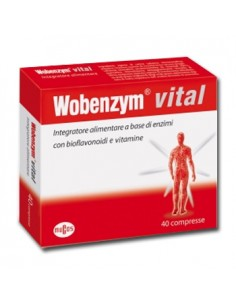 Wobenzym ® vital - Enzimi e...