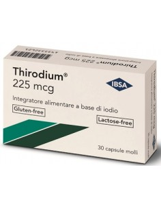 Thirodium 225 30 cps