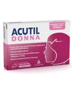 Acutil Donna Compresse -...