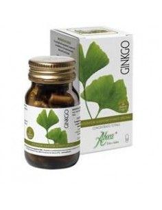Ginkgo Integratore Aboca Flacone da 50 opercoli da 500 mg cad.