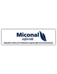 Miconal Unghie Trattamento delle micosi Flacone da 8 ml con pennellino – 30 applicazioni