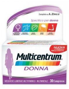 Multicentrum Donna Confezione da 30 compresse