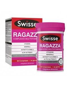 Swisse Ragazza Complesso Multivitaminico confezione da 60 compresse