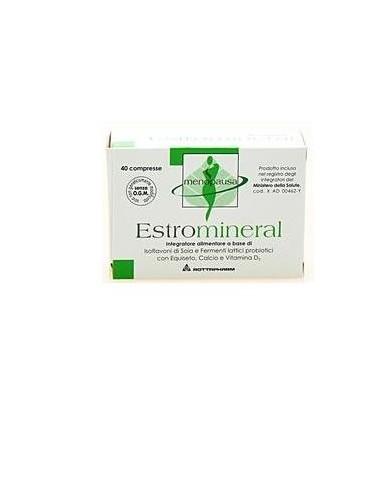 Estromineral Confezione da 40 compresse