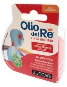 Zuccari Olio del Re Balsamo...