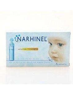 Narhinel ® Soluzione fisiologica 20 flaconcini da 5 ml