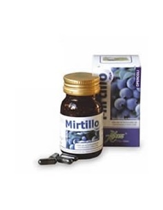 Mirtillo Plus - Integratore Aboca Flacone da 70 opercoli da 370 mg cad.