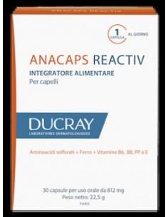 Ducray Anacaps Reactiv -...