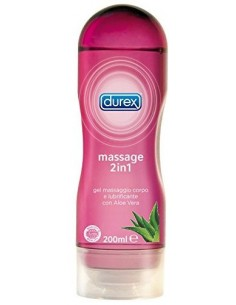 DUREX Massage 2in1 gel...