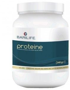 Barilife Proteine Barattolo da 340 gr