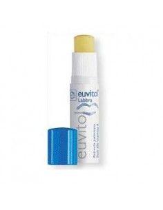 Bracco Euvitol Stick Labbra Emolliente Protettivo Stick da 4,42 ml