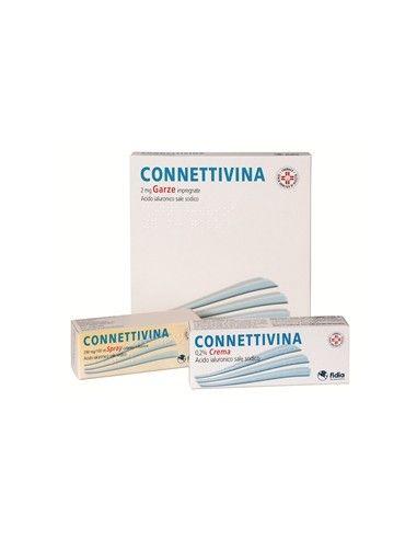 Connettivina 10 Garze 2 mg 10x10