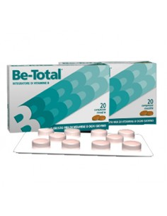 Be-total Plus 20 Compresse