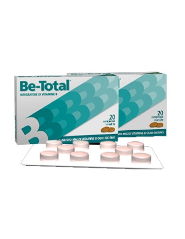Be-total Plus 20 Compresse...