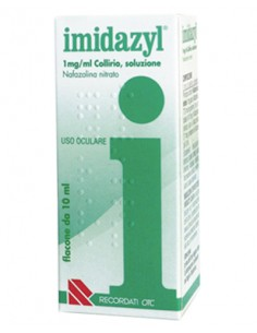 Imidazyl Collirio Flacone 10 ml 0,1%