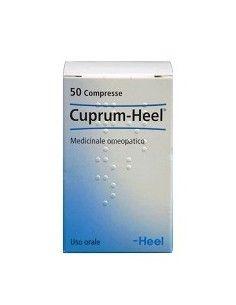Cuprum Heel Compresse - Medicinale Omeopatico Flacone da 50 compresse