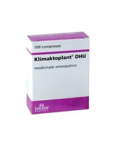 Klimaktoplant DHU Medicinale Omeopatico 100 compresse da 250 mg