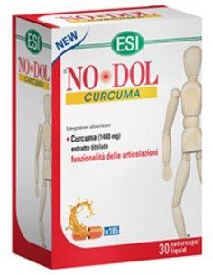 NODOL CURCUMA 30 NATURCAPS LIQUID