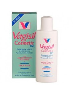 Vagisil Cosmetic Detergente Intimo Ultra Fresh con Odor Block Technology Flacone da 250 ml