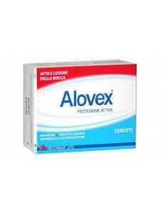 Alovex Protezione Attiva Cerotti Confezione da 15 cerotti