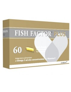 Fish Factor Plus Confezione da 60 perle grandi in blister