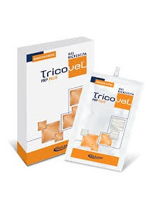 TRICOVEL PRP PLUS GEL RICRESCITA CAPELLI 2 BUSTINE 15 ML