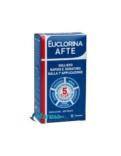 EUCLORINA AFTE SPRAY 15 ML