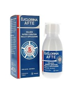 EUCLORINA AFTE COLLUTORIO 120 ML