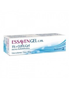 ESSAVEN 10 MG/G + 8 MG/G GEL