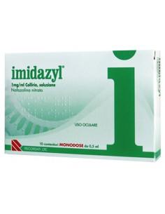 IMIDAZYL 1 MG/ML COLLIRIO