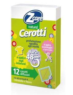 ZCARE NATURAL BABY CEROTTI 12 PEZZI